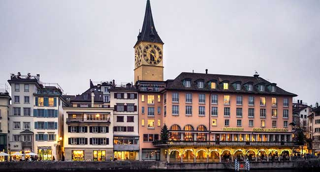 Study in Switzerland for Indian Students