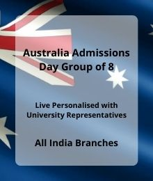 AUS Admns Day Group Of 8
