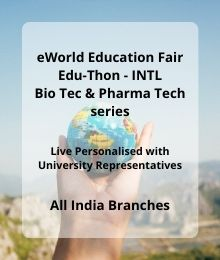 EWEF Edu-Thon - INTL Bio And Pharma Tech Series