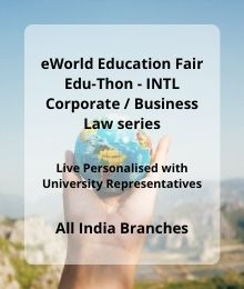 EWEF Edu-Thon - INTL CORP And  BUS Law Series