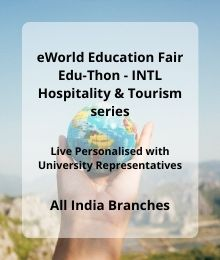 EWEF Edu-Thon - INTL HOSP And Tourism Series