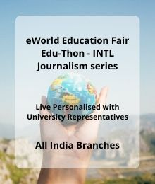 EWEF Edu-Thon - INTL Journalism Series
