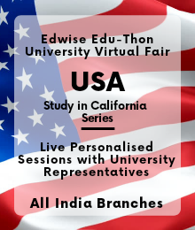 EWorld Edu Fair Edu-Thon - Study In California