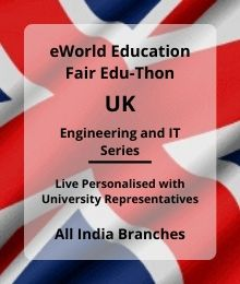 EWorld Edu Fair Edu-Thon - UK ENGG And IT
