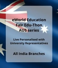EWorld Edu Fair Edu-Thon Australia Series