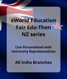 EWorld Edu Fair Edu-Thon NZ Series