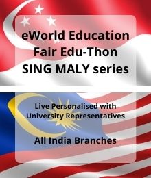 EWorld Edu Fair Edu-Thon SING MALY Series