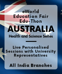 EWorld Education Fair Edu-Thon - AUSTRALIA HEALTH SCIENCE Series