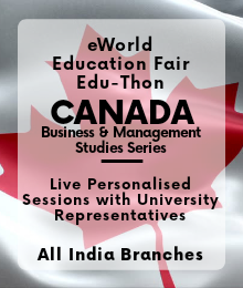 EWorld Education Fair Edu-Thon - CANADA BUSINESS MGMT
