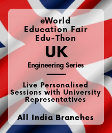EWorld Education Fair Edu-Thon - UK ENGINEERING Series