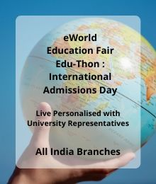 EWorld Education Fair Edu-Thon INTL Admns Day