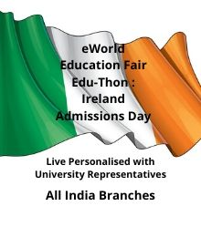 EWorld Education Fair Edu-Thon IRE Admns Day