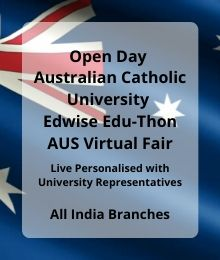 Open Day Australian Catholic University