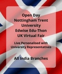 Open Day Nottingham Trent University