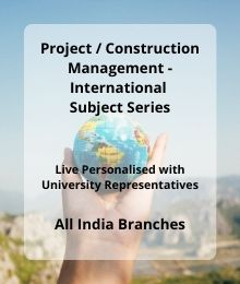 Project and CONST MGNT - INTL SUB Series