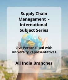 Supply Chain MGNT - INTL SUB Series