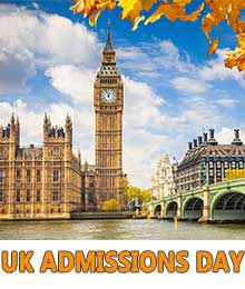UK Admission Day