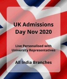 UK Admissions Day Nov 2020