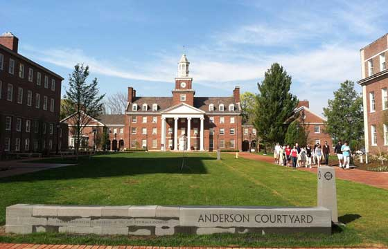 Study at Anderson College