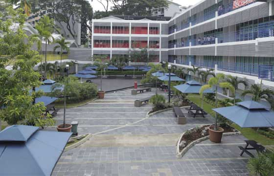 Anglo Chinese School International in Singapore