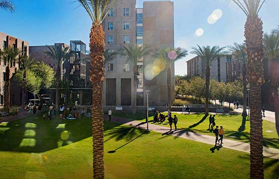 Study at Arizona State University USA