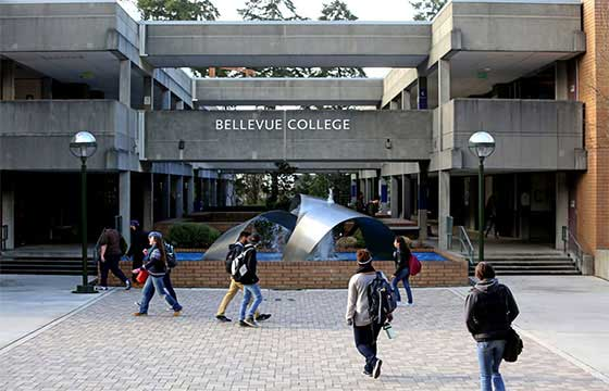Study at Bellevue College USA