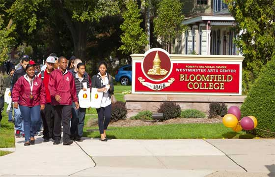 Study at Bloomfield College USA