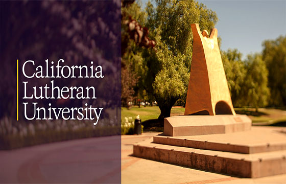 Study at California Lutheran University USA