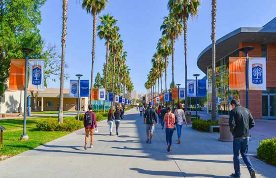 Study at California State University - Fullerton USA