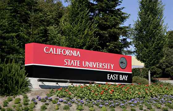 California State University East Bay In USA