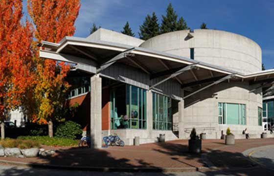Capilano University In Canada