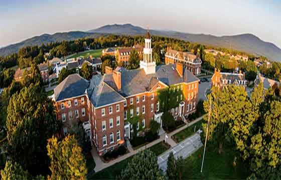 Colby Sawyer College In USA