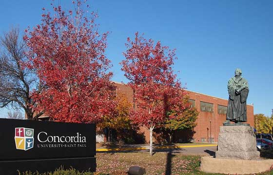 Study at Concordia University-St Paul, USA