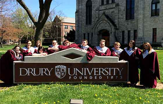 Drury University In USA