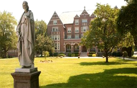 Elms College In USA