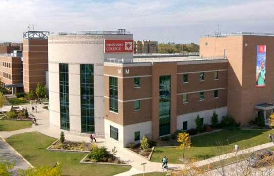 Study Abroad At Fanshawe College In Canada Ranking Courses Fees