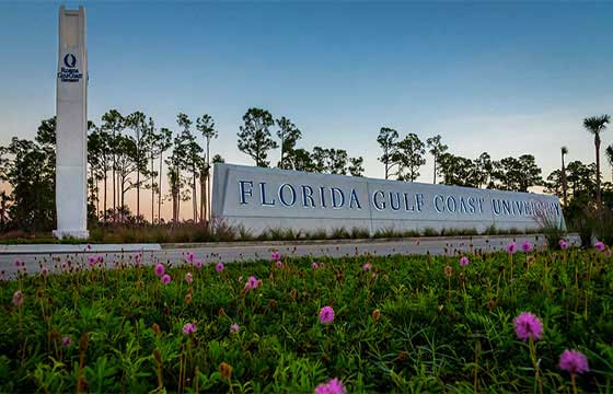 Florida Gulf Coast University In USA