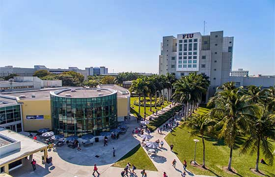 Florida International University In USA