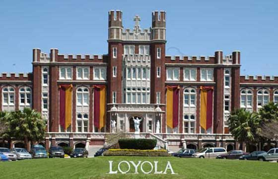 Study at Loyola University- New Orleans USA