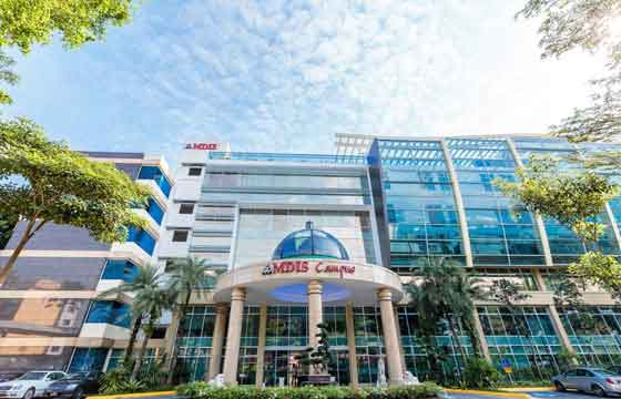 Management Development Institute (MDIS) in Singapore