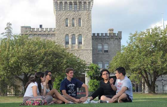 Study at Manhattanville College USA
