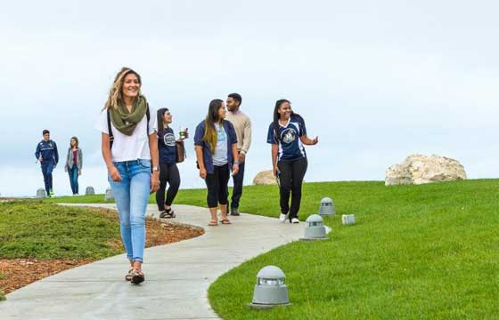 Study at Marymount California University USA