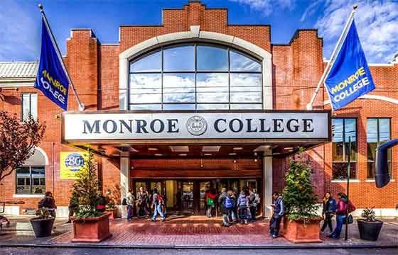 Monroe College In USA