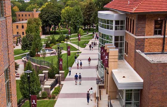 Study at Morningside College USA