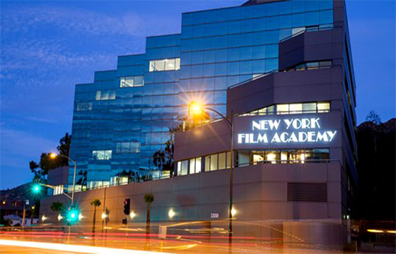 Study at New York Film Academy USA