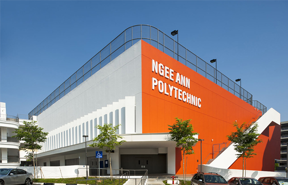 Ngee Ann Polytechnic in Singapore />