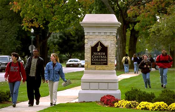Study at North Central College USA