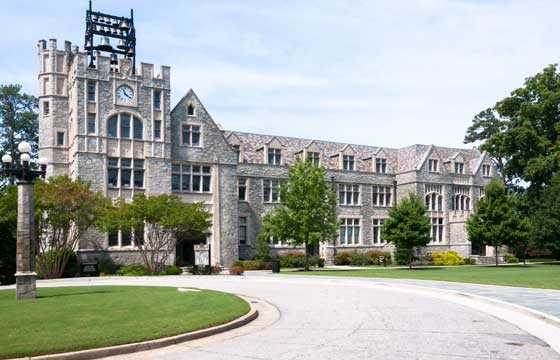 Study at Oglethorpe University USA