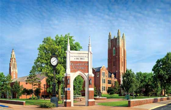 Study at Oklahoma City University USA