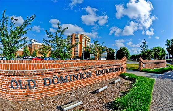Study at Old Dominion University USA